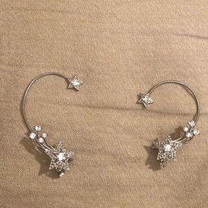 Jewelry - 💫💎Falling stars ear jewelry💎💫